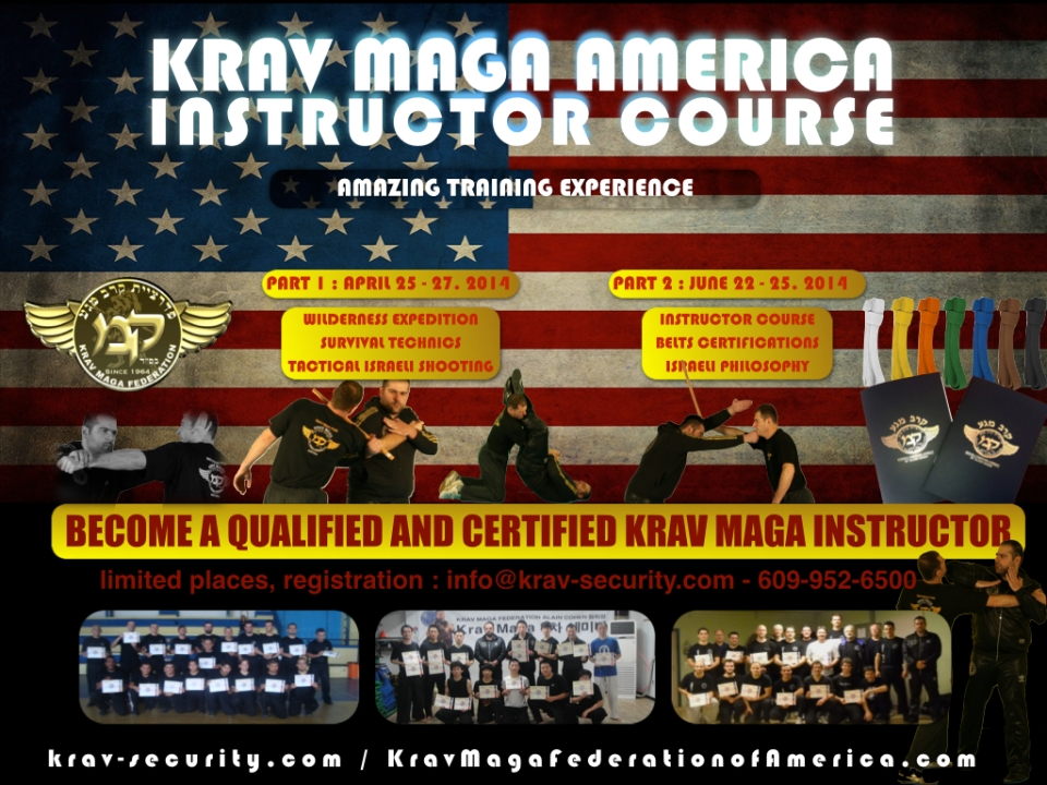 2014 USA Instructor Course
