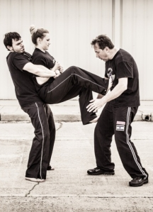 Krav Maga Grab Defense