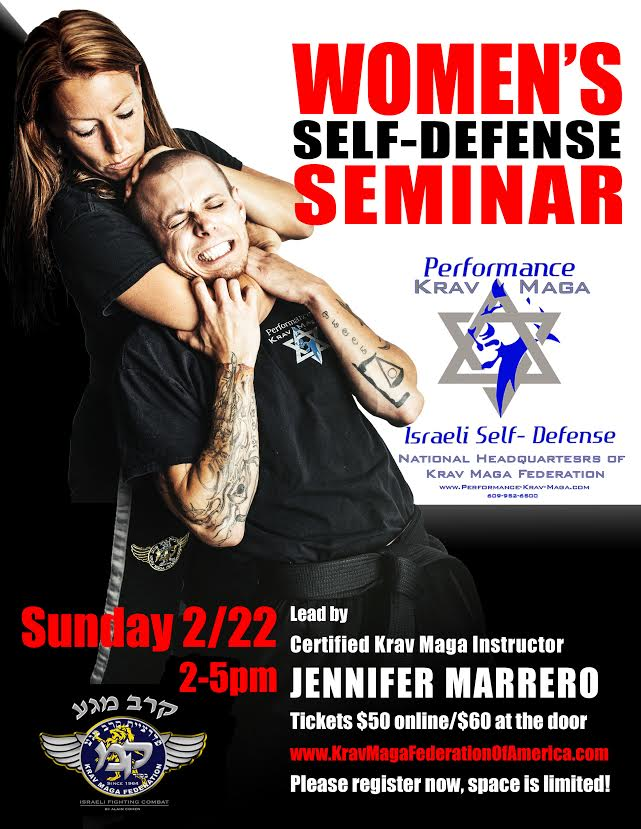 Womens Self Defense Seminar