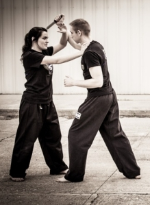 Krav Maga Knife Defense